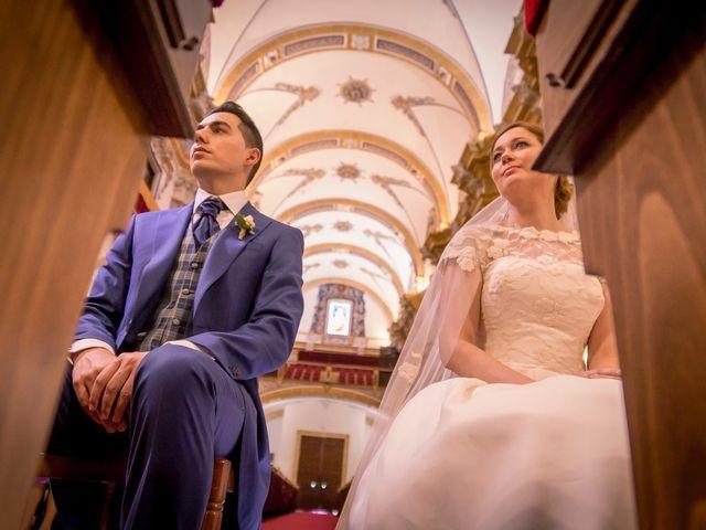 La boda de Julio y Trini en Murcia, Murcia 36