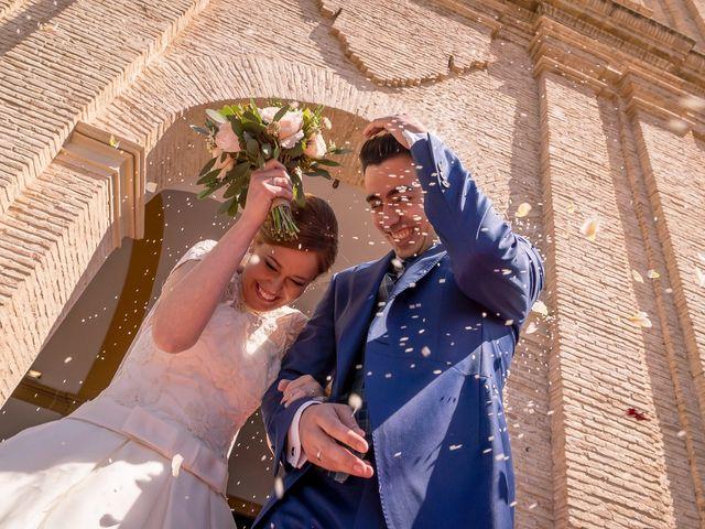 La boda de Julio y Trini en Murcia, Murcia 40