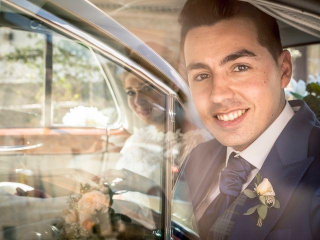 La boda de Julio y Trini en Murcia, Murcia 43
