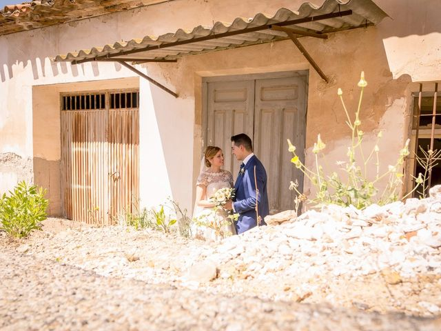La boda de Julio y Trini en Murcia, Murcia 44