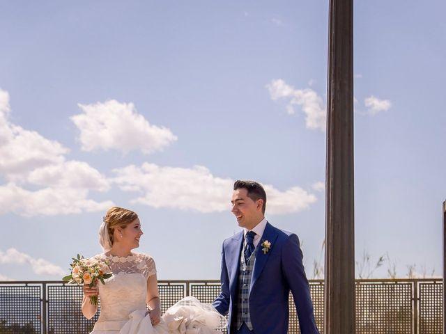 La boda de Julio y Trini en Murcia, Murcia 45