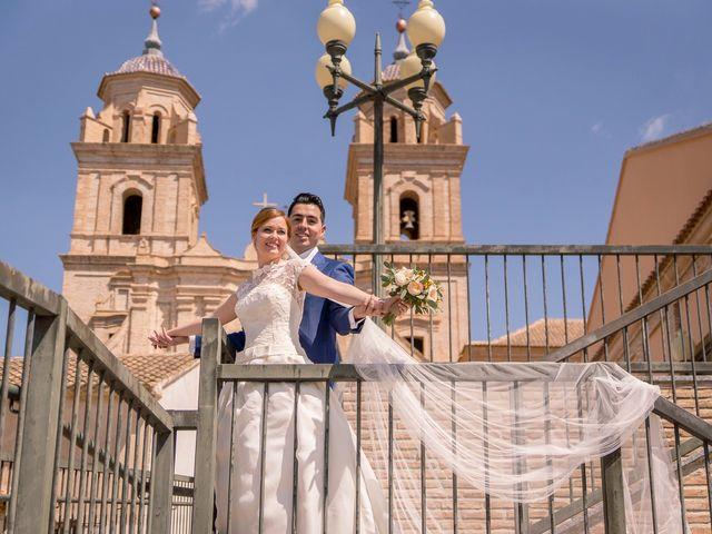 La boda de Julio y Trini en Murcia, Murcia 46