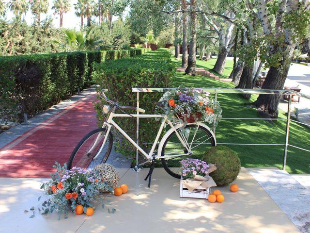 La boda de Julio y Trini en Murcia, Murcia 56
