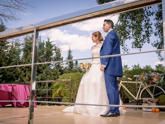 La boda de Julio y Trini en Murcia, Murcia 64