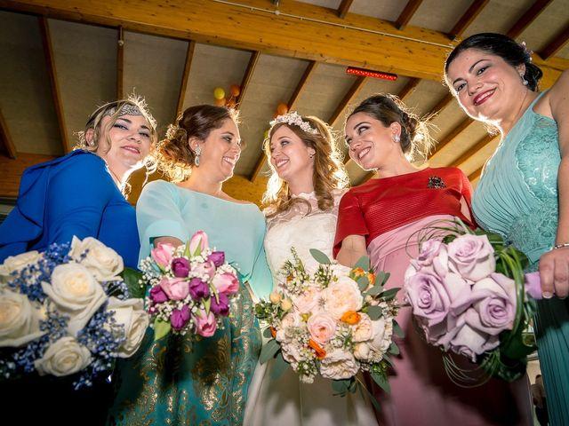 La boda de Julio y Trini en Murcia, Murcia 77