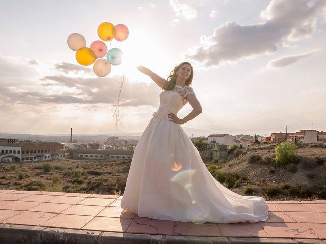La boda de Julio y Trini en Murcia, Murcia 84