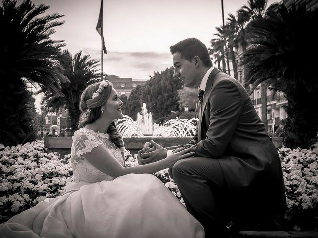 La boda de Julio y Trini en Murcia, Murcia 85