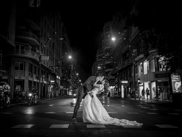La boda de Julio y Trini en Murcia, Murcia 89