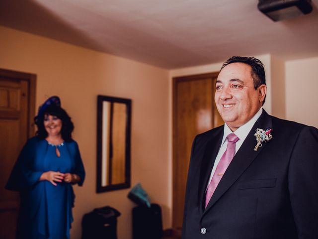 La boda de Guille y Sara en Corcoles, Guadalajara 19