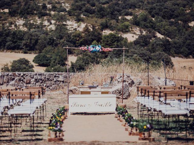 La boda de Guille y Sara en Corcoles, Guadalajara 20