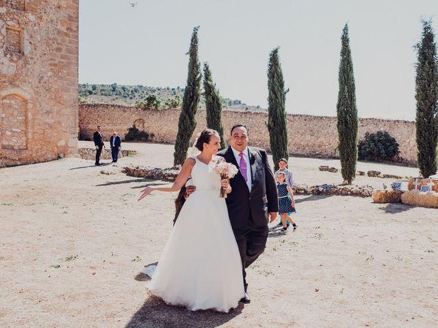 La boda de Guille y Sara en Corcoles, Guadalajara 32