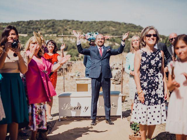 La boda de Guille y Sara en Corcoles, Guadalajara 33