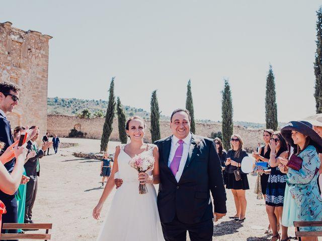 La boda de Guille y Sara en Corcoles, Guadalajara 34