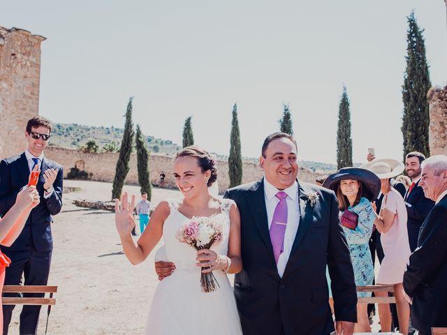 La boda de Guille y Sara en Corcoles, Guadalajara 35