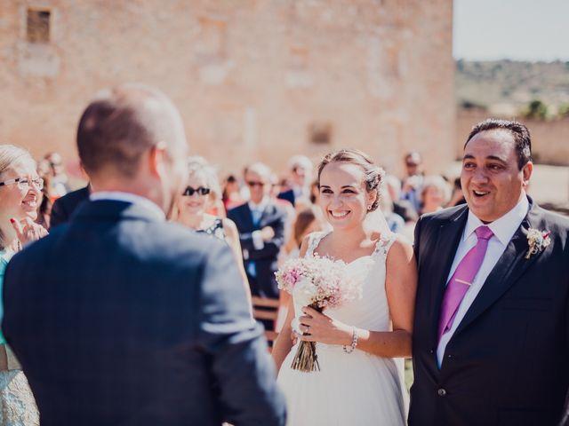 La boda de Guille y Sara en Corcoles, Guadalajara 36