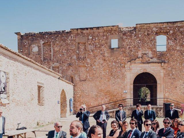 La boda de Guille y Sara en Corcoles, Guadalajara 37
