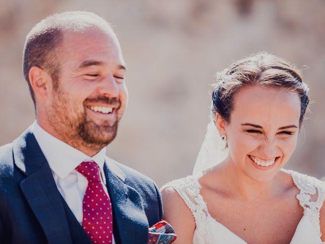 La boda de Guille y Sara en Corcoles, Guadalajara 41