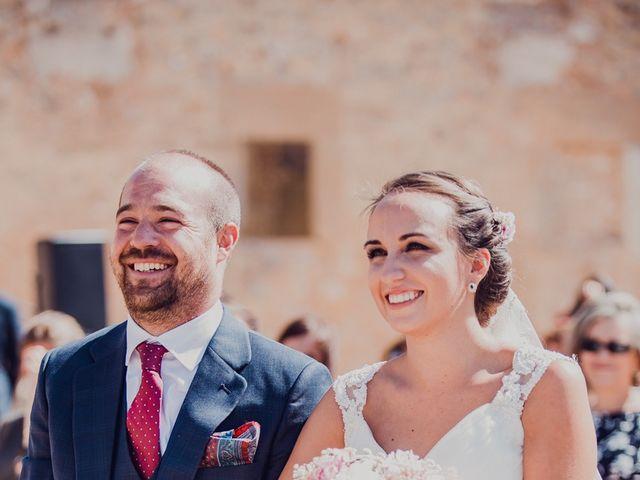 La boda de Guille y Sara en Corcoles, Guadalajara 42