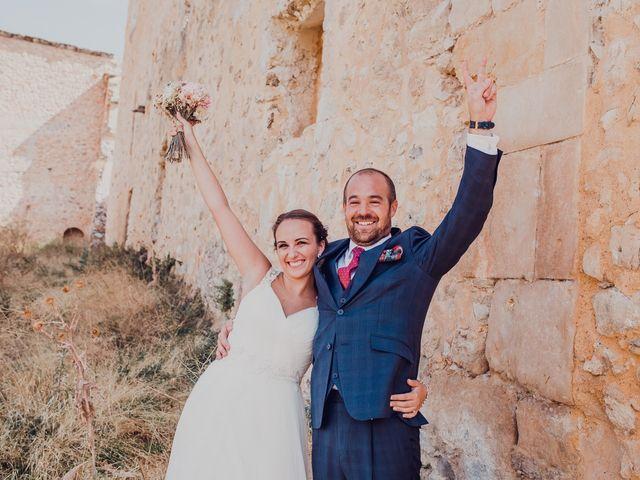 La boda de Guille y Sara en Corcoles, Guadalajara 60