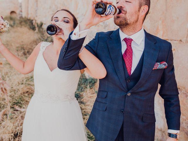 La boda de Guille y Sara en Corcoles, Guadalajara 61