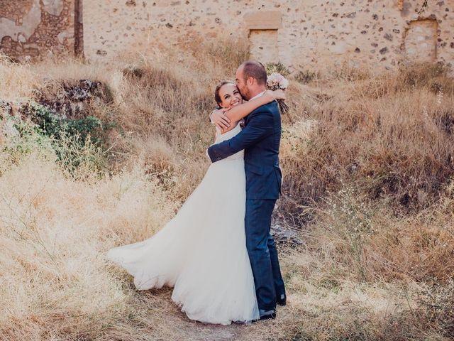 La boda de Guille y Sara en Corcoles, Guadalajara 62