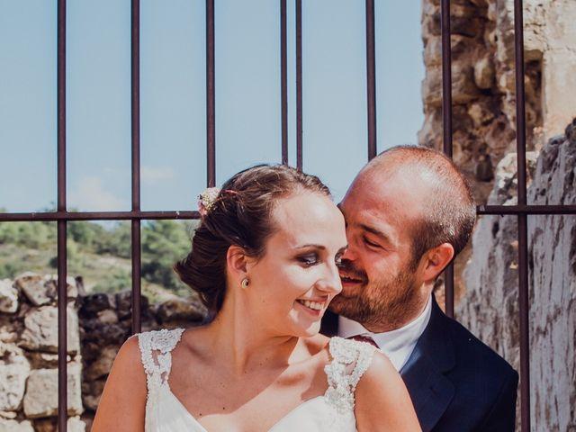 La boda de Guille y Sara en Corcoles, Guadalajara 69