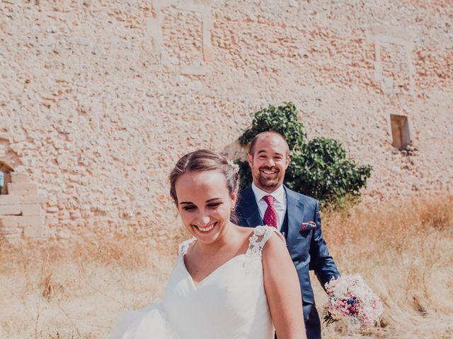 La boda de Guille y Sara en Corcoles, Guadalajara 72