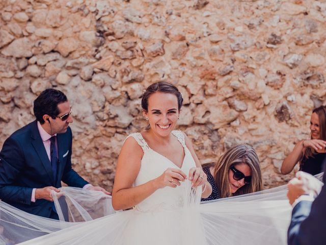 La boda de Guille y Sara en Corcoles, Guadalajara 74