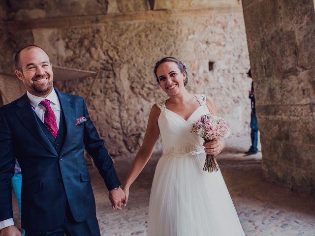 La boda de Guille y Sara en Corcoles, Guadalajara 75
