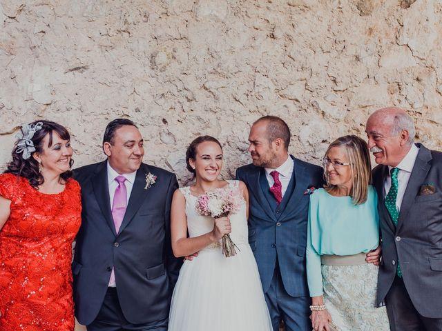 La boda de Guille y Sara en Corcoles, Guadalajara 80