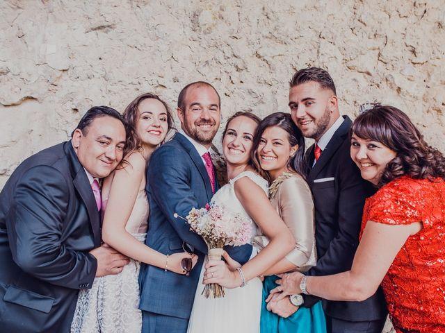 La boda de Guille y Sara en Corcoles, Guadalajara 82