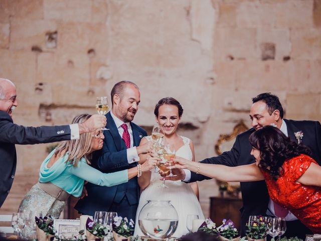 La boda de Guille y Sara en Corcoles, Guadalajara 107