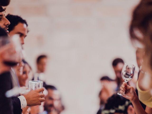 La boda de Guille y Sara en Corcoles, Guadalajara 110