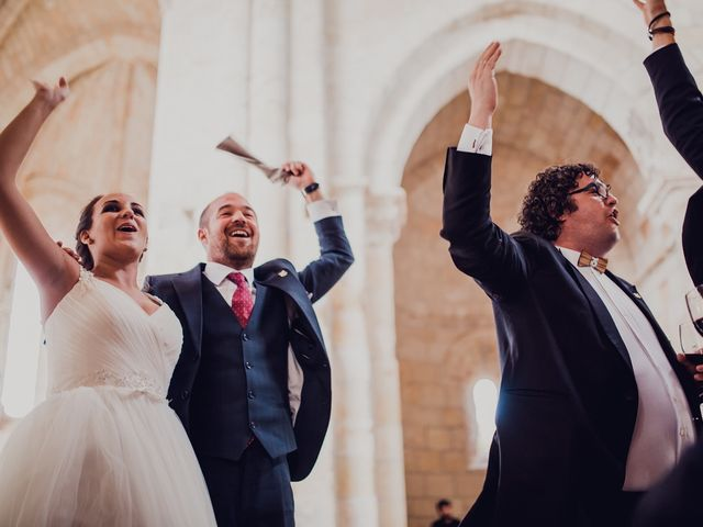 La boda de Guille y Sara en Corcoles, Guadalajara 111
