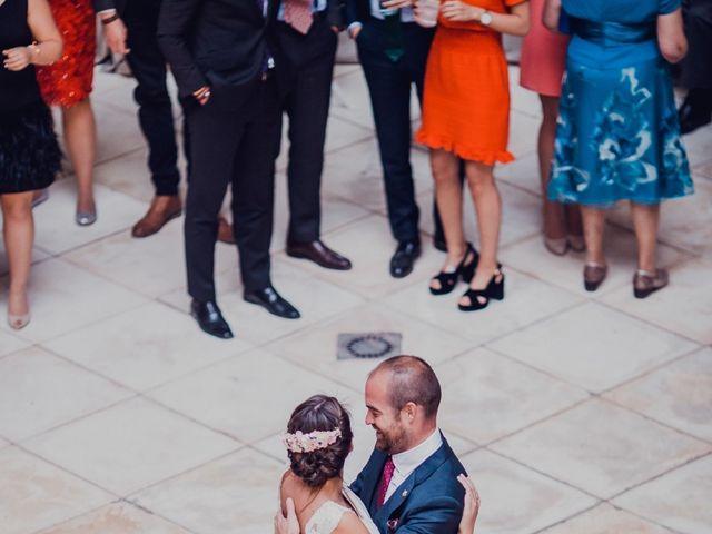 La boda de Guille y Sara en Corcoles, Guadalajara 121