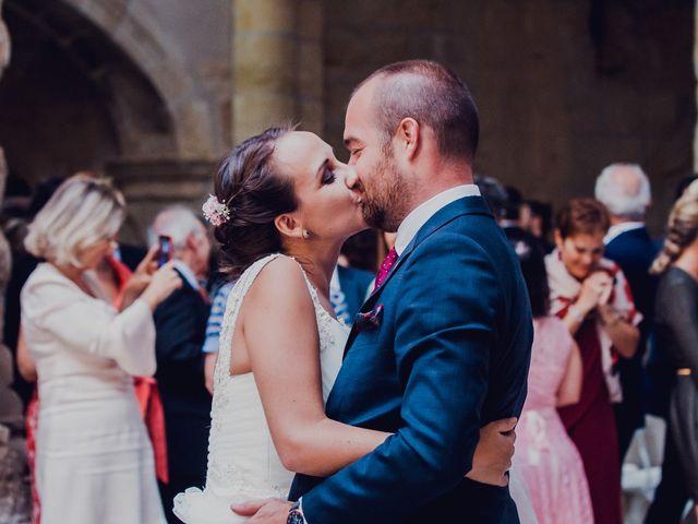La boda de Sara y Guille