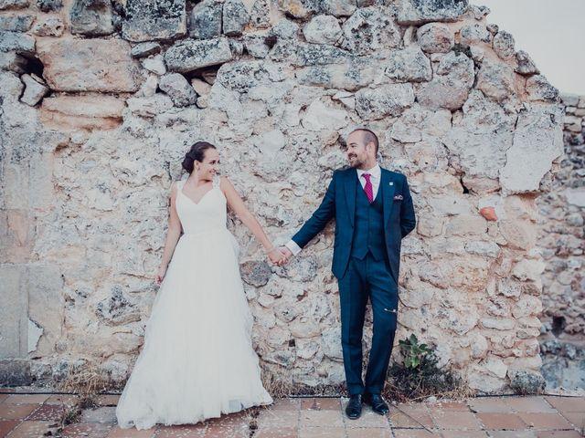 La boda de Guille y Sara en Corcoles, Guadalajara 131