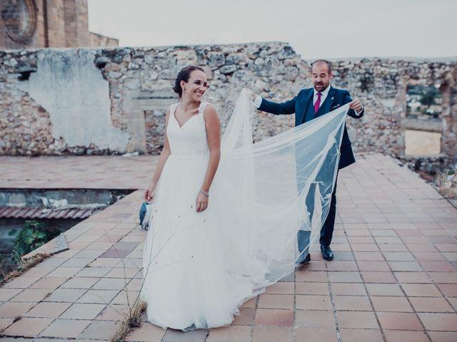 La boda de Guille y Sara en Corcoles, Guadalajara 132