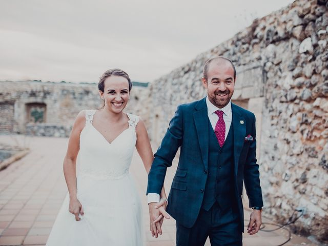 La boda de Guille y Sara en Corcoles, Guadalajara 133