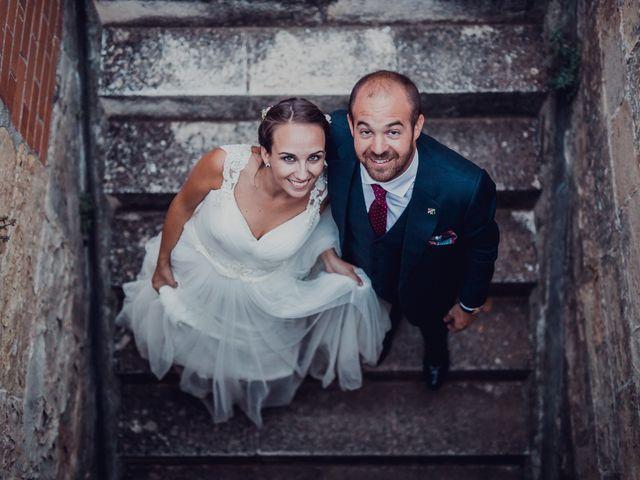 La boda de Guille y Sara en Corcoles, Guadalajara 134