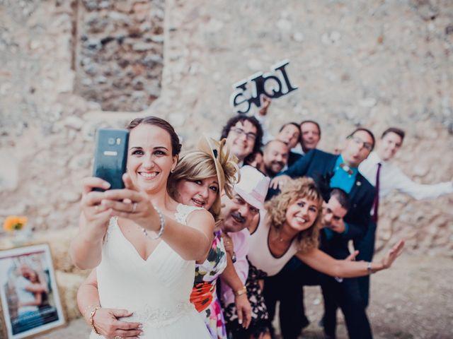 La boda de Guille y Sara en Corcoles, Guadalajara 136