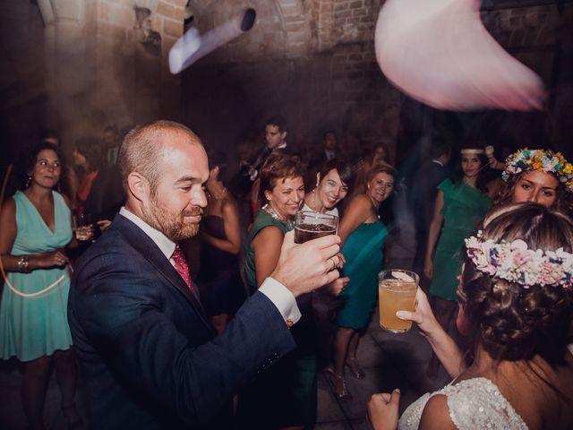 La boda de Guille y Sara en Corcoles, Guadalajara 139