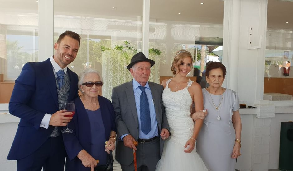 La boda de Miguel y Tamara  en Alhaurin De La Torre, Málaga