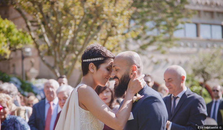 La boda de Yahvé y Tania en Vigo, Pontevedra