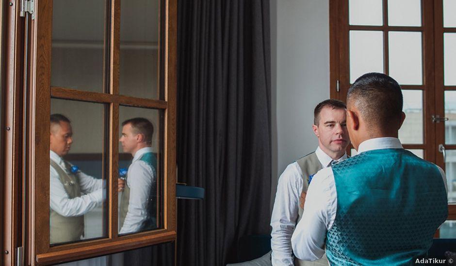 La boda de Roy y Andy en El Vendrell, Tarragona