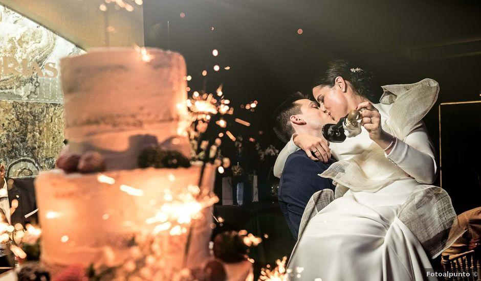 La boda de Sergio y Maria en Quintanar Del Rey, Cuenca