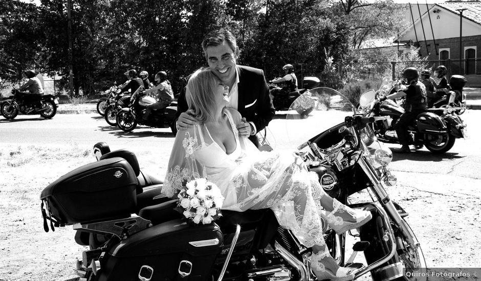 La boda de Jose y Ana en Arroyo De La Encomienda, Valladolid