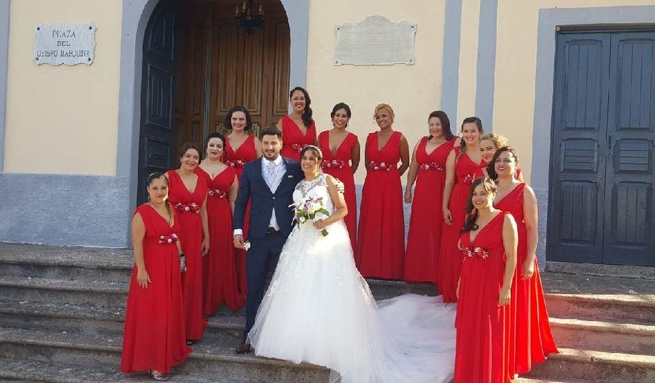 La boda de Héctor  y Chaxiraxi  en Las Palmas De Gran Canaria, Las Palmas