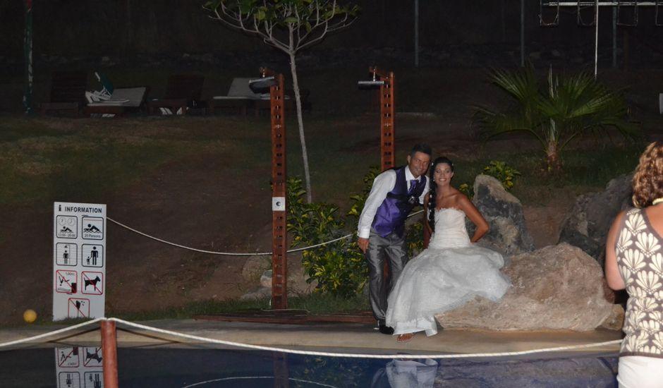 La boda de Desi y Jose en San Bartolome De Tirajana, Las Palmas