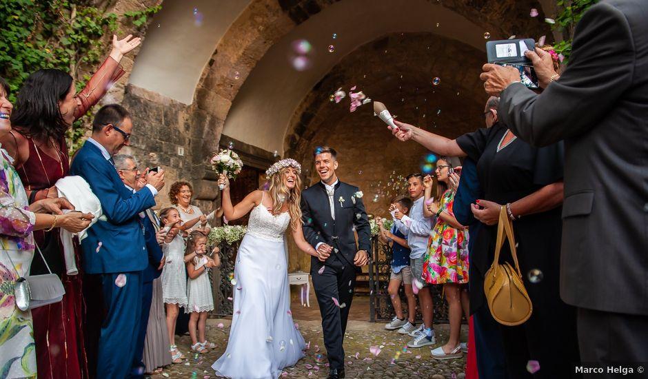 La boda de Joan Marc y Mariona en Altafulla, Tarragona